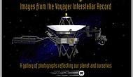 Voyager 1 ile Uzaylılara Gönderdiğimiz 116 Fotoğraf