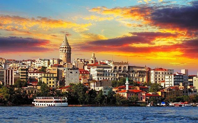 Sen İstanbul'da Yaşıyorsun!