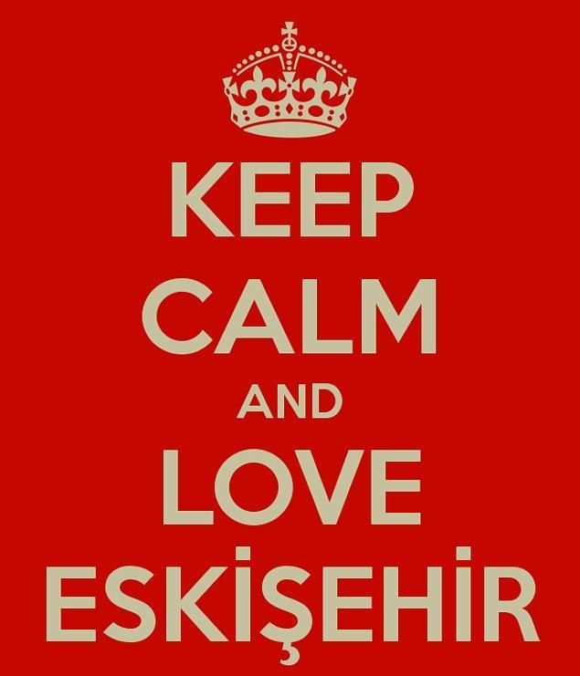 Sen Es Es Eskişehir'de Yaşıyorsun!