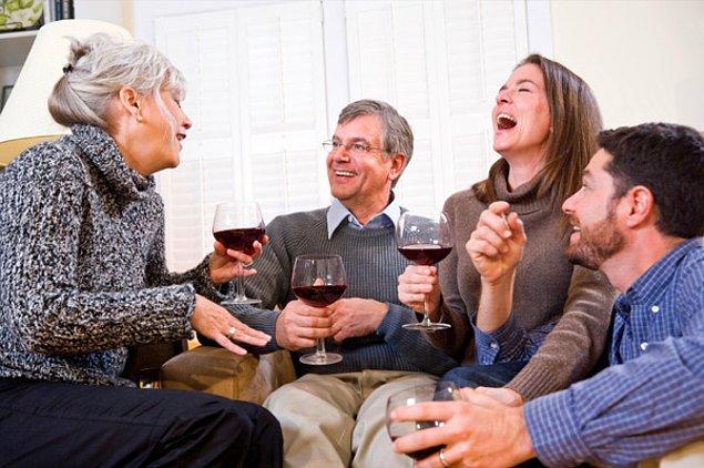 9. Sizin ailenizle vakit geçirmekten zevk alan ve onları kendi ailesi gibi benimseyen erkek.