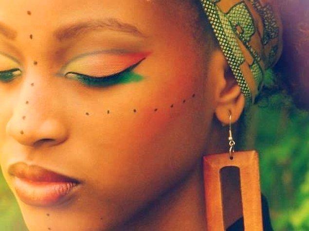 Afrika: Sürme ve Kına'nın Anavatanı