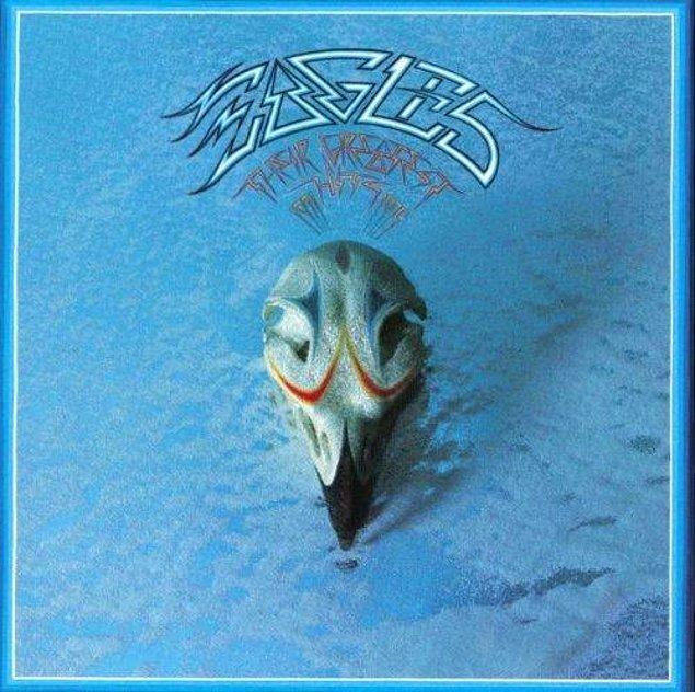 1. EAGLES - THEIR GREATEST HITS 1971 - 1975 // 29 MİLYON