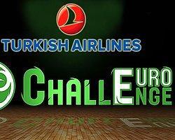 THY, FIBA EuroChallenge Kupası Dörtlü Finali'ne Sponsor Oldu