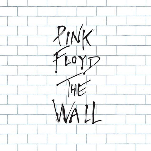 4. PINK FLOYD - THE WALL // 23 MİLYON
