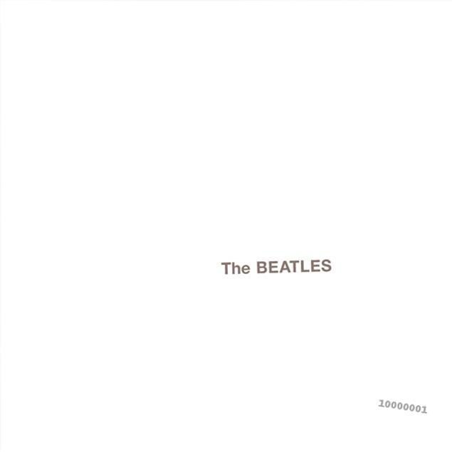 10. THE BEATLES - THE BEATLES  // 19 MİLYON