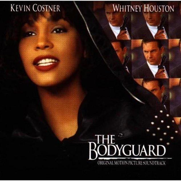 13. WHITNEY HOUSTON - THE BODYGUARD // 17 MİLYON