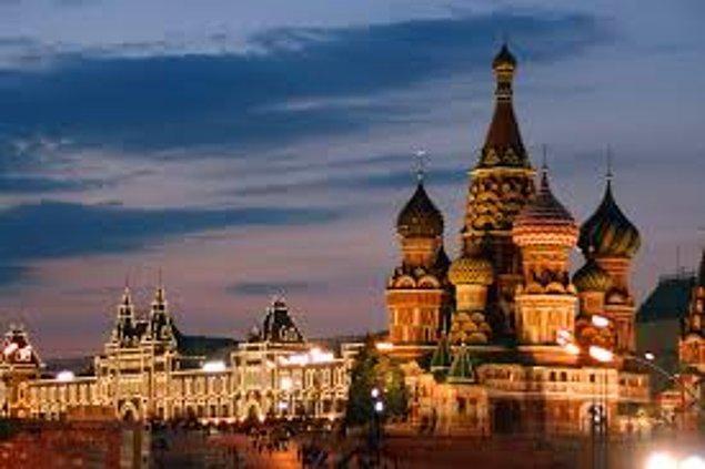 Rusya'da yıllardır birinciliği koruyor.