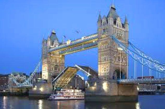 İngilizler, tarihi alanları ve müzeleri ziyaret ediyor.