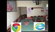 Chrome,Yandex,Explorer'ın İbretlik Hikayesi