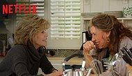 Netflix'ten Jane Fonda'lı Yeni Komedi Dizisi: ''Grace And Frankie''