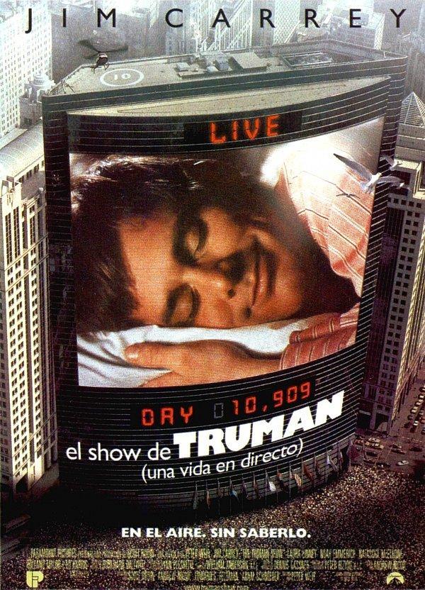 """Televizyonların ve popüler kültürün hayatımıza girmesiyle ortaya çıkan bir diğer ruhsal bozukluk da """"Truman sendromu"""""""