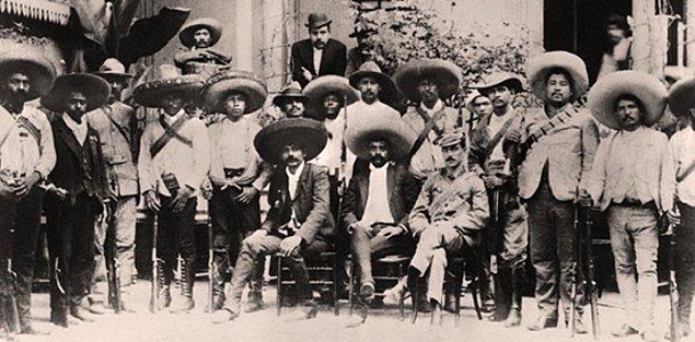 6. Francisco I. Madero'nun yönetiminde bazı yeni toprak reformları yapıldı ancak bu reformlar ve icraatlar Zapata'yı tatmin etmedi.