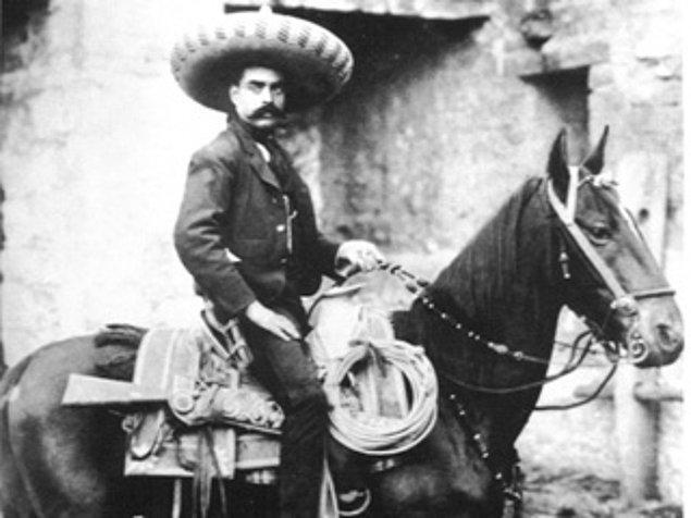 7. Zapata'nın Asıl amacı yoksul köylüler için toprak elde etmekti.