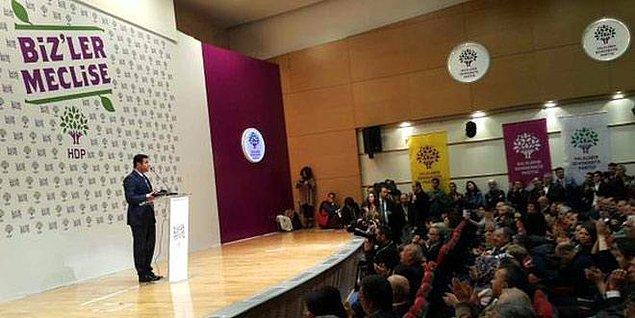 'HDP bütün halkların başarısını ilan edecek'