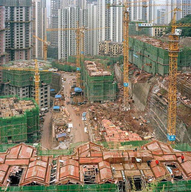 6. Sürekli ve hızlı değişim ile şehir bu artan baskının izlerini taşıyor.