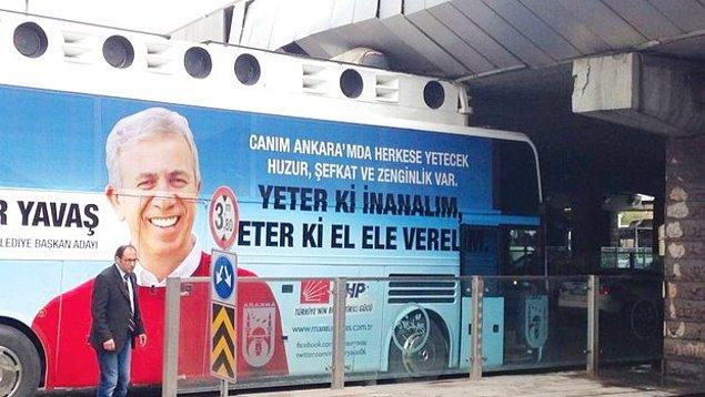 3. Seçim otobüsleri