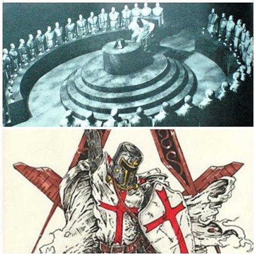 Tapınakçılar<br /> Tapınak Şövalyeleri