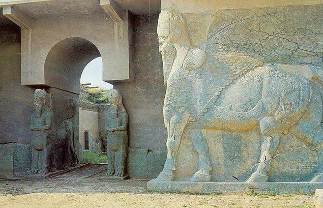 4- Nimrud