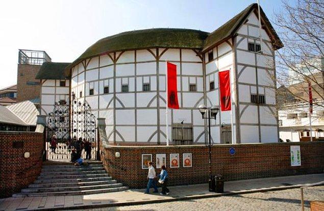 Shakespeare's Globe, London, England