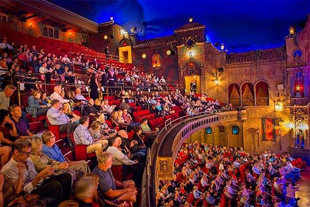 Tampa Theatre, Florida, USA