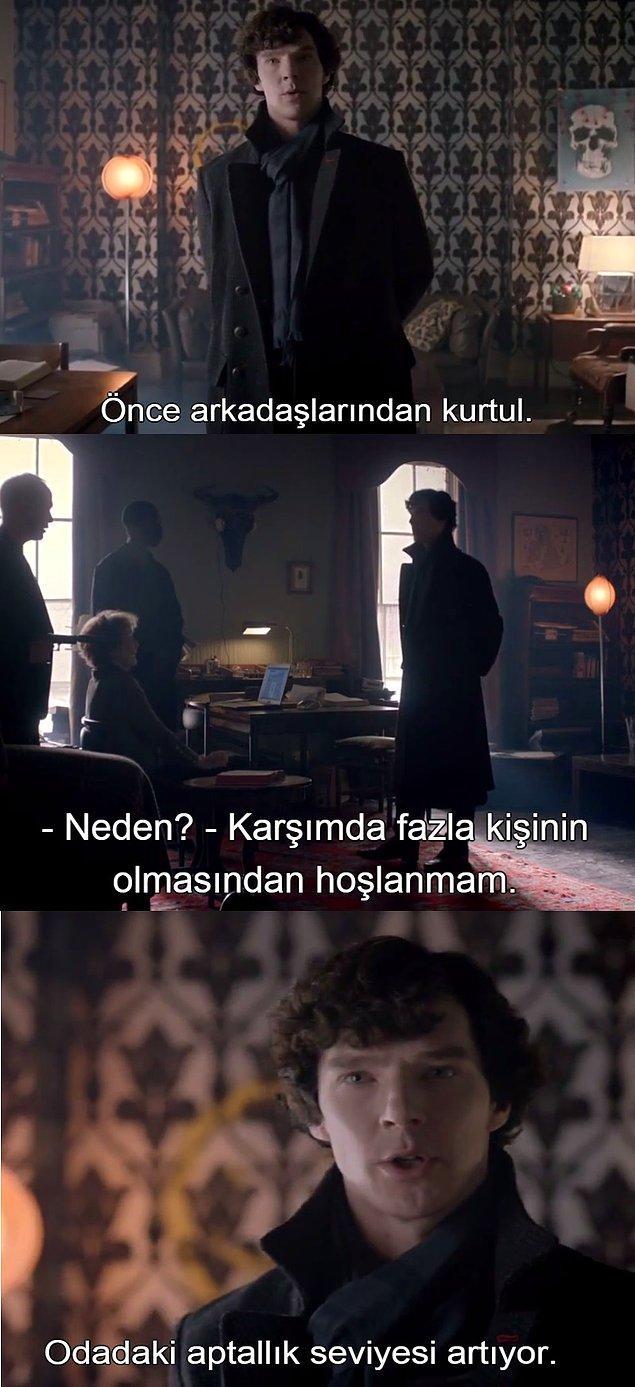 9. Karşınızda ''İlber Holmes''