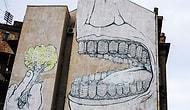 Rahatsız Edici Gerçekleri Söyleyen 22 Muazzam Sokak Sanatı Örneği