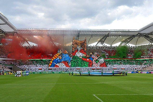 2. Legia Warszawa