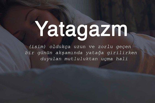 8. Yatagazm