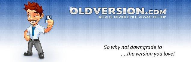 4. Oldversion