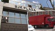 Beşiktaş'a Haciz Baskını