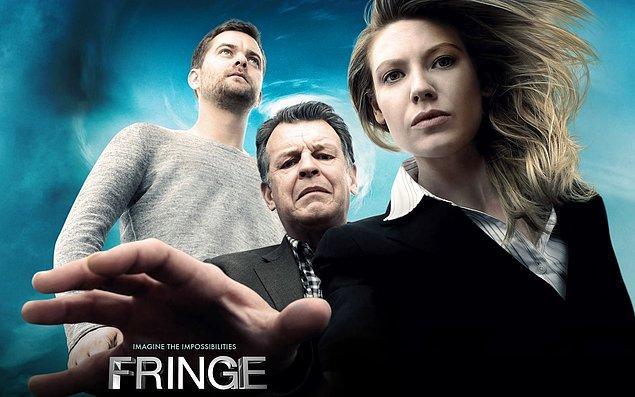 13. Fringe (2008–2013)    IMDb 8.4