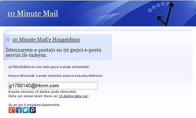 17. 10 Minute Mail