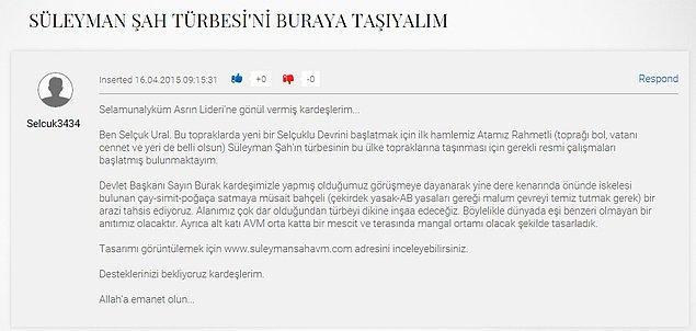 13. Süleyman Şah Türbesi