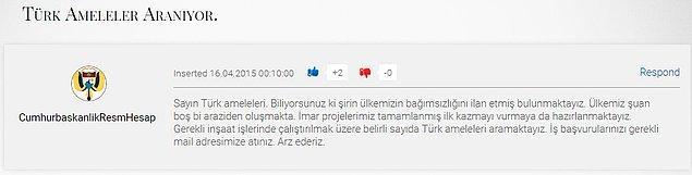 14. Turkish Amele