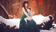 Emzirmenin Ne Kadar Doğal Bir Şey Olduğunu Gösteren 10 Anne-Çocuk Fotoğrafı