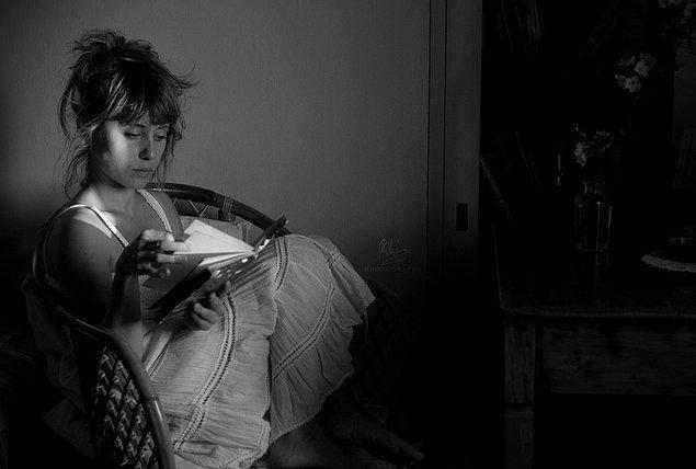 Bonus - Duygu'lara kitap hediye edin, okumayı onlar kadar seveni zor bulunur.