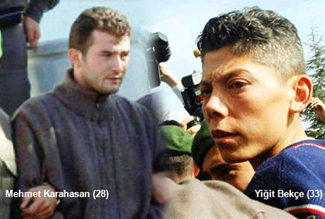 9. Pompalı Tüfek Seri Katilleri (Mehmet Karahasan - Yiğit Bekçe)