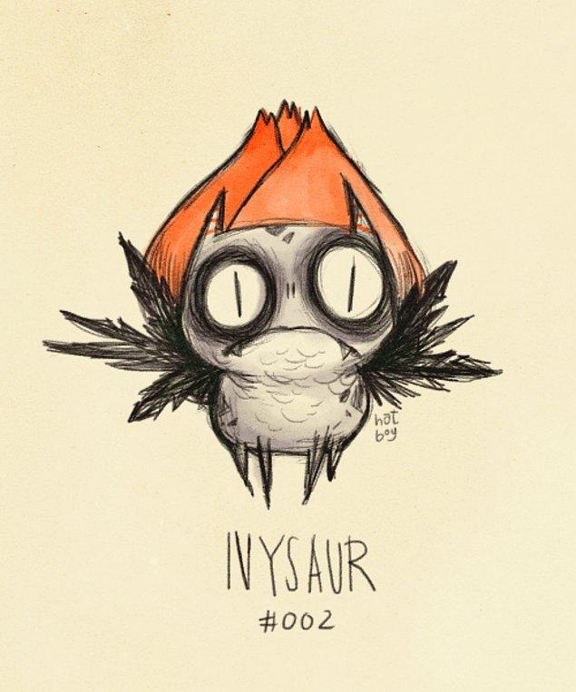 2. Ivysaur