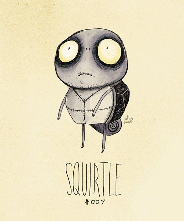7. Squirtle