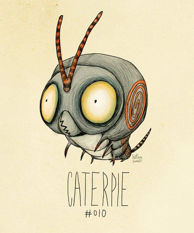 10. Caterpie