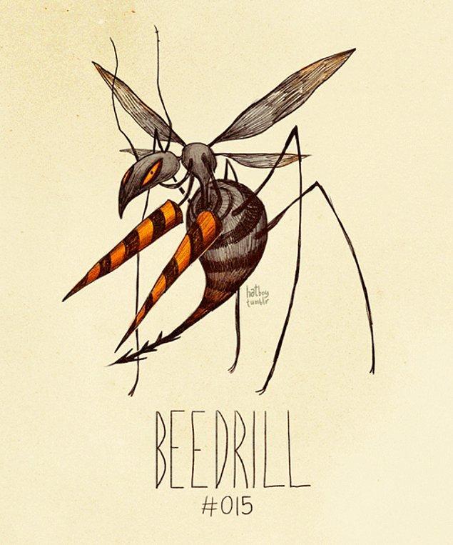 15. Beedrill