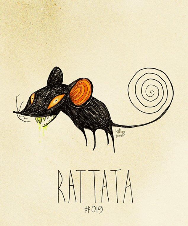 19. Rattata