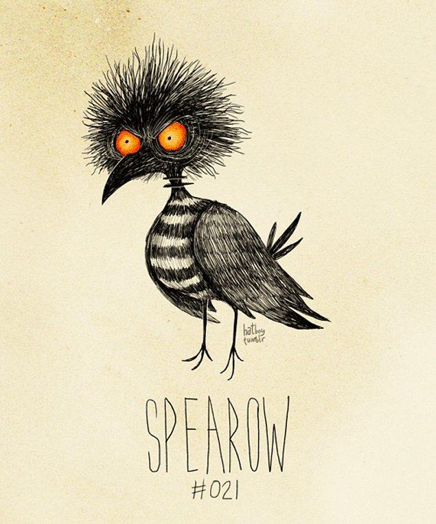 21. Spearow