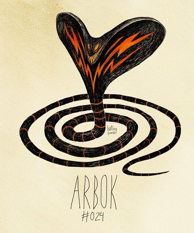 24. Arbok