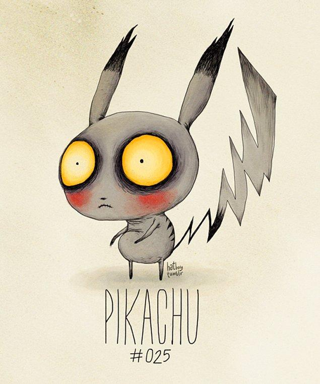 25. Pikachu