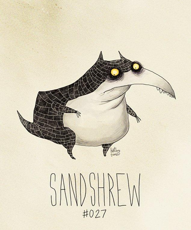 27. Sandshrew