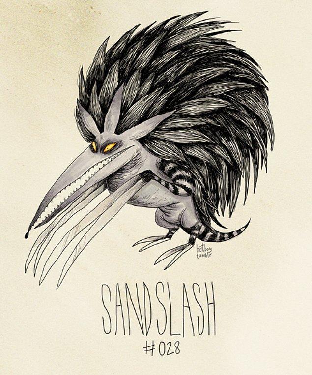 28. Sandslash
