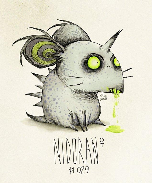 29. Nidoran