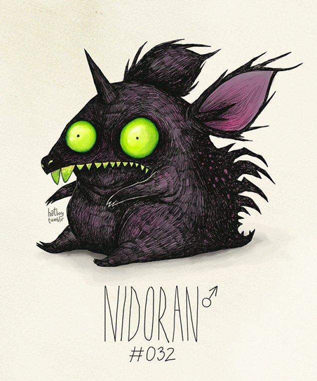 32. Nidoran