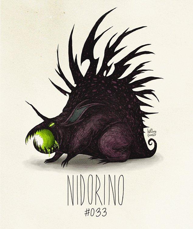 33. Nidorino